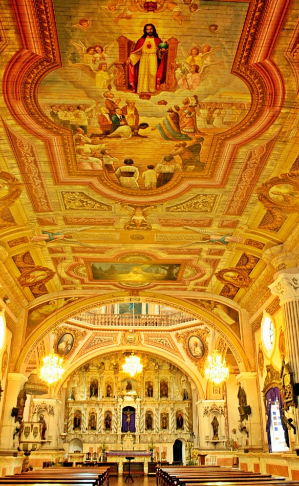 Betis Church, the Sistine Chapel of the Philippines