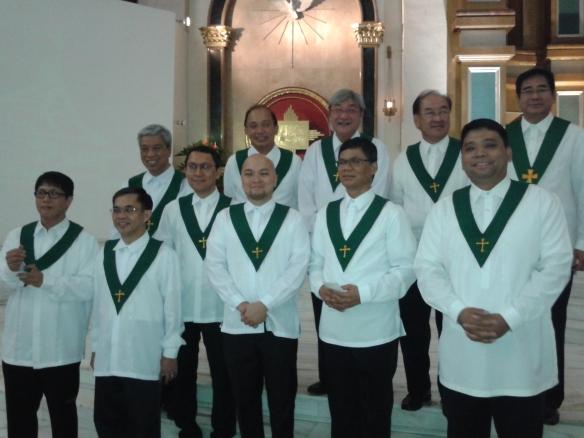 A Holy Fraternity.